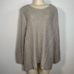 Calvin Klein Crew Neck Knit Sweater Sz 2x